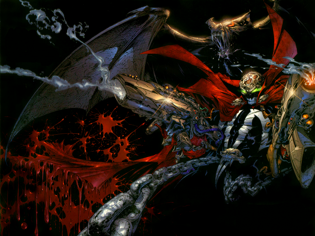 Hellspawn Wallpapers Background Free Download New spawn