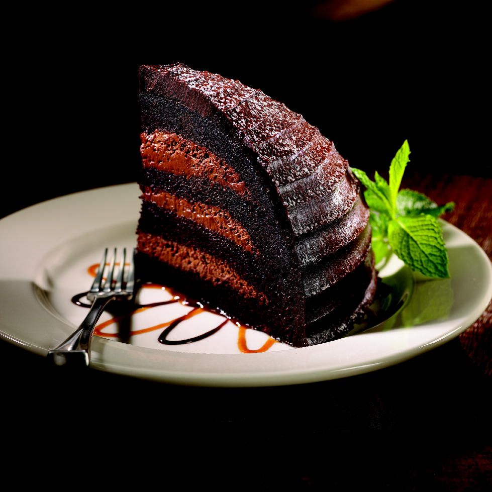 Advocacy Group Slams Xtreme High Calorie Restaurant Dishes Delicious Desserts Chocolate Cake Recipe Zuccotto Cake Recipe