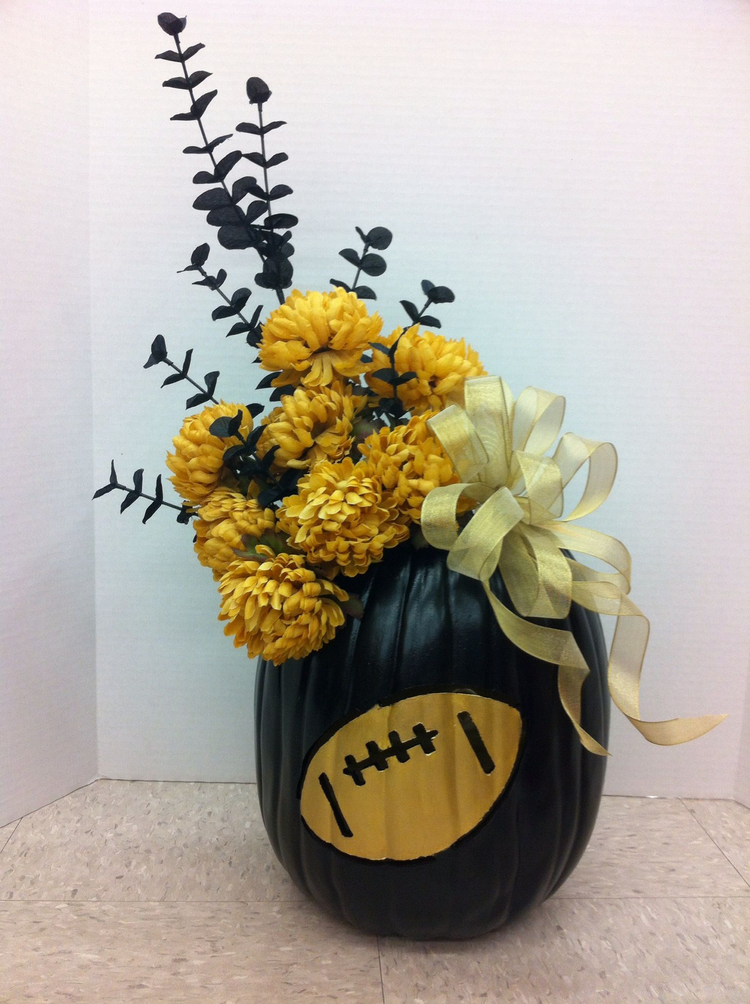 Purdue Themed Pumpkin By Lisa Diy Projects Purdue University