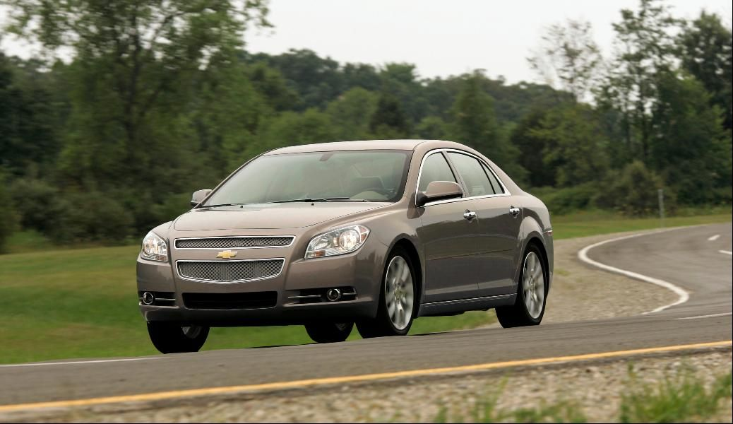 21 Safest Used Cars For Teen Drivers Under $12,000: Chevrolet ...
