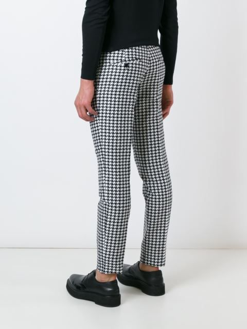 b1ef207f6c30 Dsquared2 houndstooth trousers | Houndstooth in 2019 | Pants ...