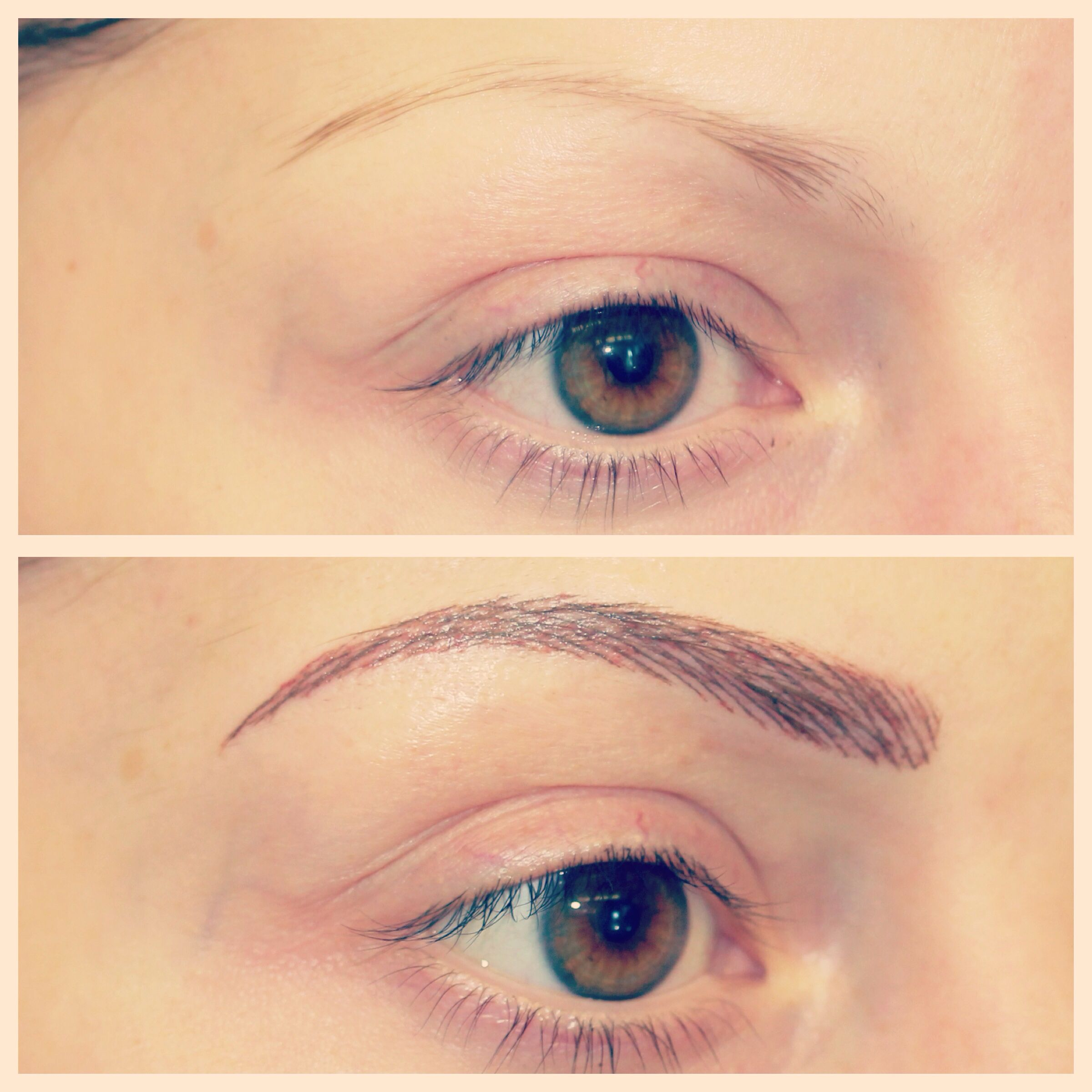 Permanent Brows By Beautissima Best Eye Makeup Pinterest Brows