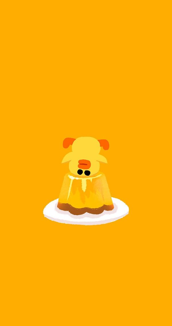 Brown Pic Is Where You Can Find All The Character Gifs Pics And Free Wallpapers Of Line Friends Come Character Wallpaper Cat Design Illustration Line Friends