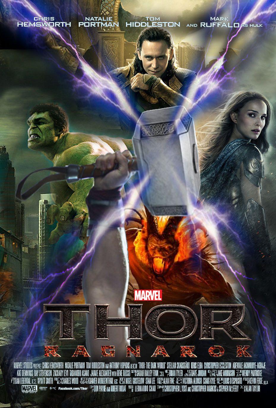 White apron ragnarok - Thor Ragnarok