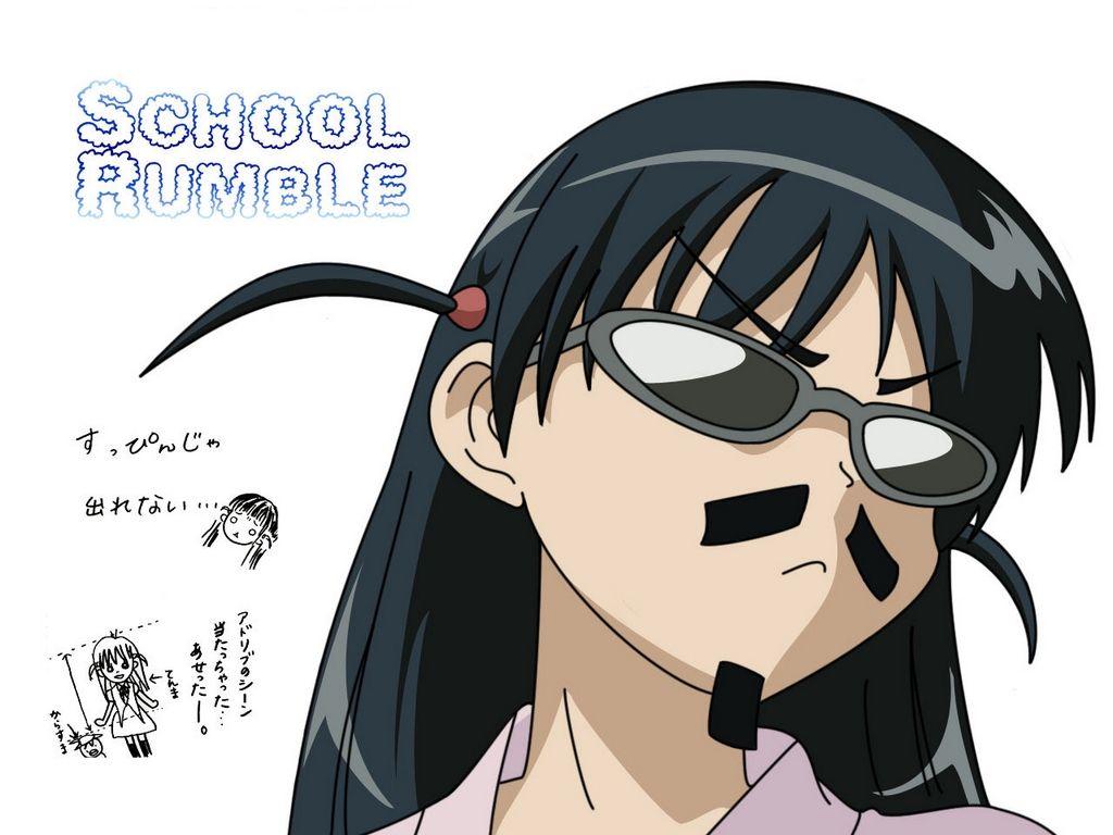 school rumble pics | Images School Rumble > Wallpaper > School Rumble