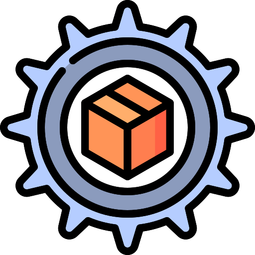 Supply Chain Management Free Vector Icons Designed By Freepik In 2020 Vector Icon Design Vector Free Free Icons