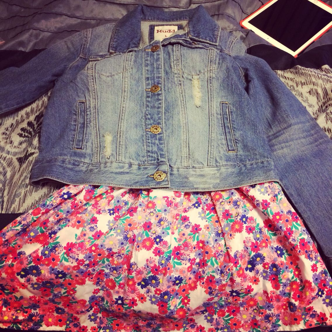 My new outfit summer time in texas just for sweeter my style