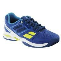 Babolat Tennisschuh Propulse Team Junior Unisex Junior blue/white