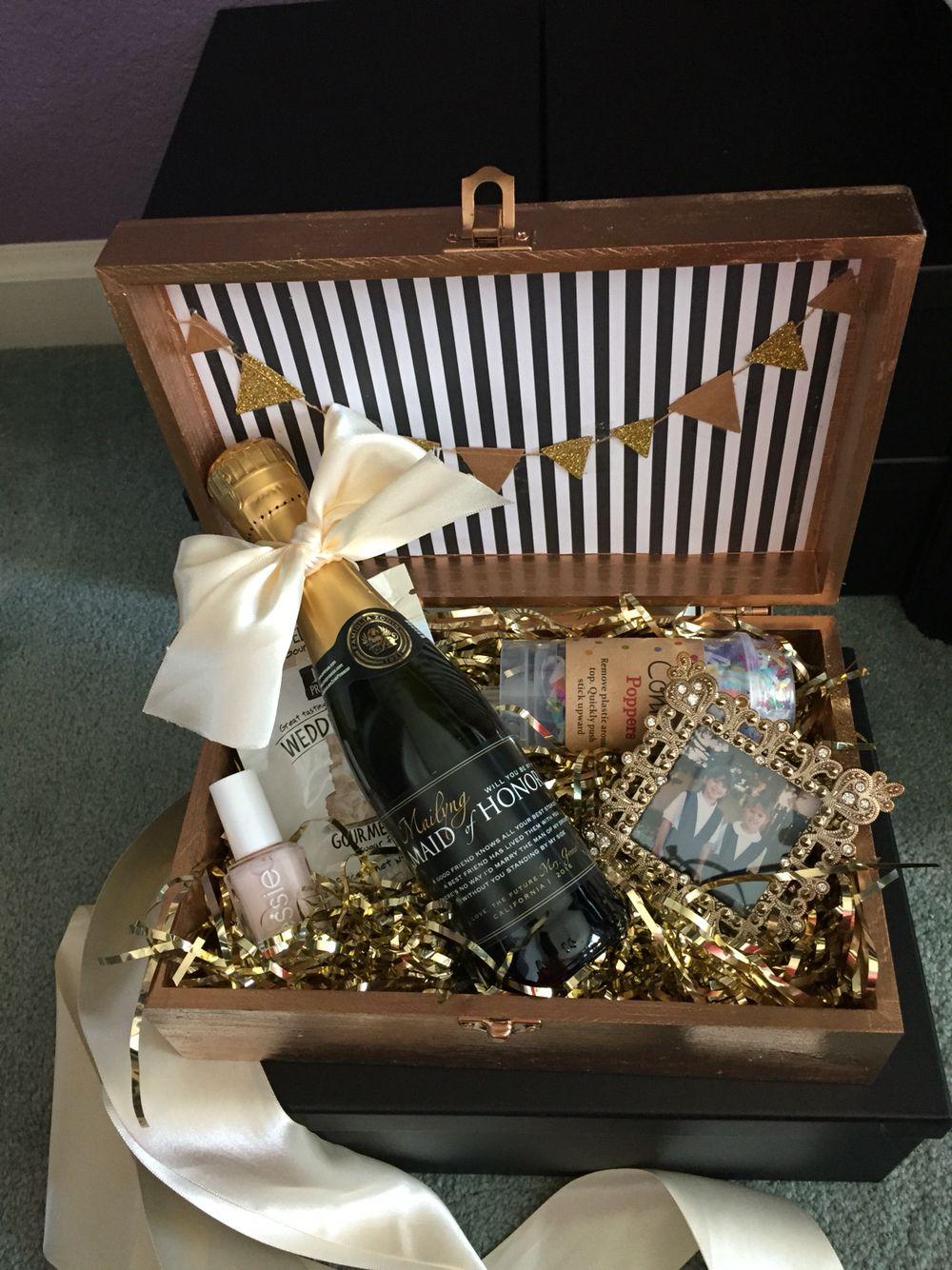 Bridesmaid box bridesmaid proposal box bridesmaid