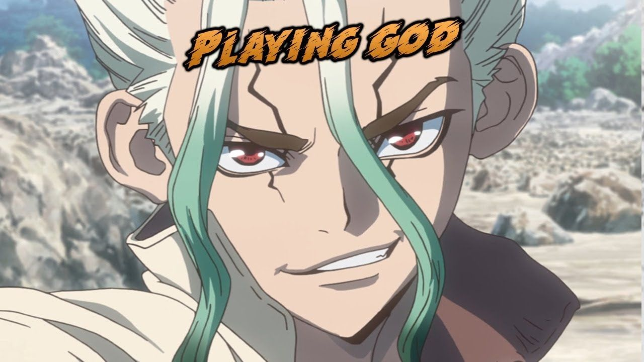 Senju Doesn't Want To Play God | Dr Stone Episode 2 Senju Doesn't