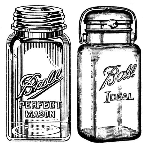 25 Awesome Mason Jar Creations and printables is part of Mason jar printables, Ball jars, Mason jar decorations, Ball mason jars, Mason jars, Mason - 2 gallon size is so perfect for iced coffee and …