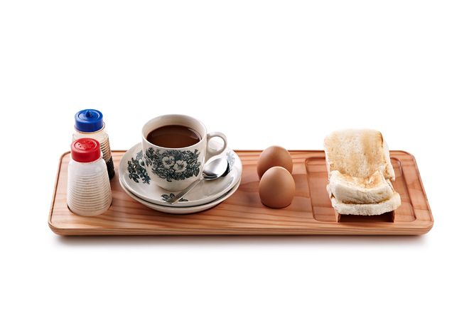 싱가포르의 소박한 아침식사 - Lee Leong Chye - 이미지