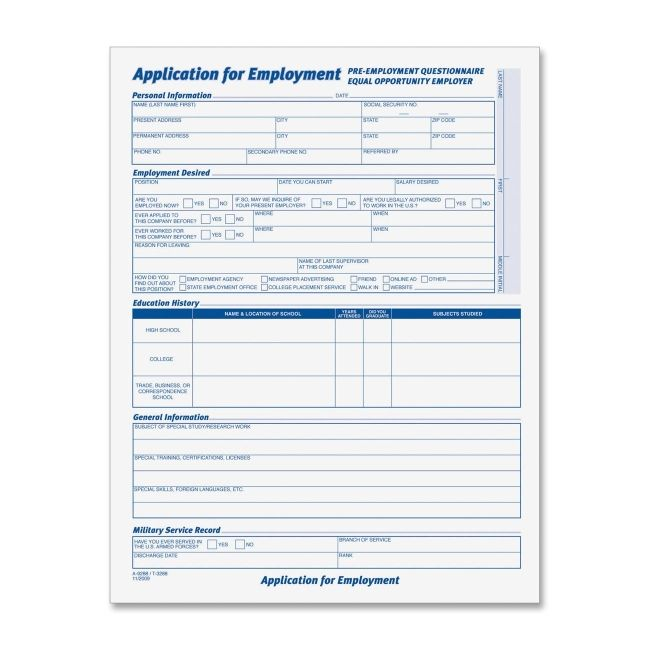 Dumbass News Dumbass Employment Fair Dumbass Job Hunting Tips - sample employment application form