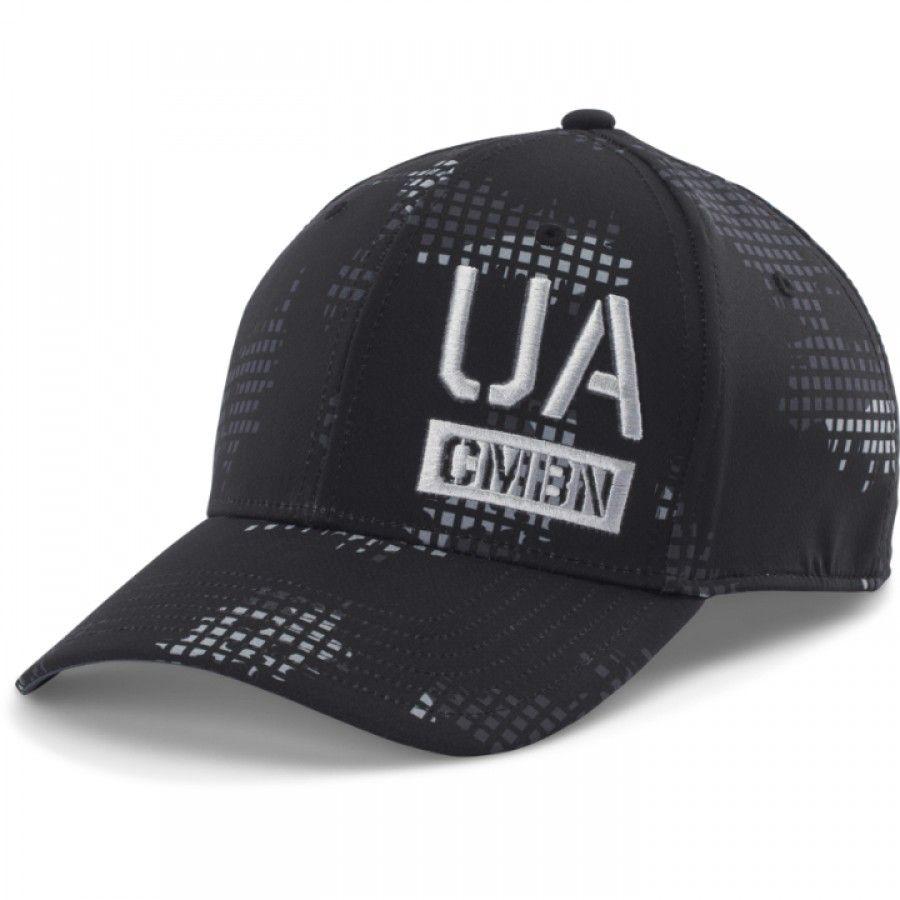acf0bb2cd97 Pánská černá kšiltovka Under Armour CMBN