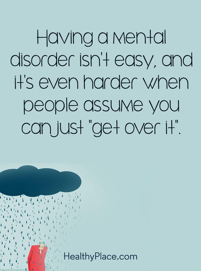 Quotes On Mental Illness Stigma Mental Health Stigma Mental