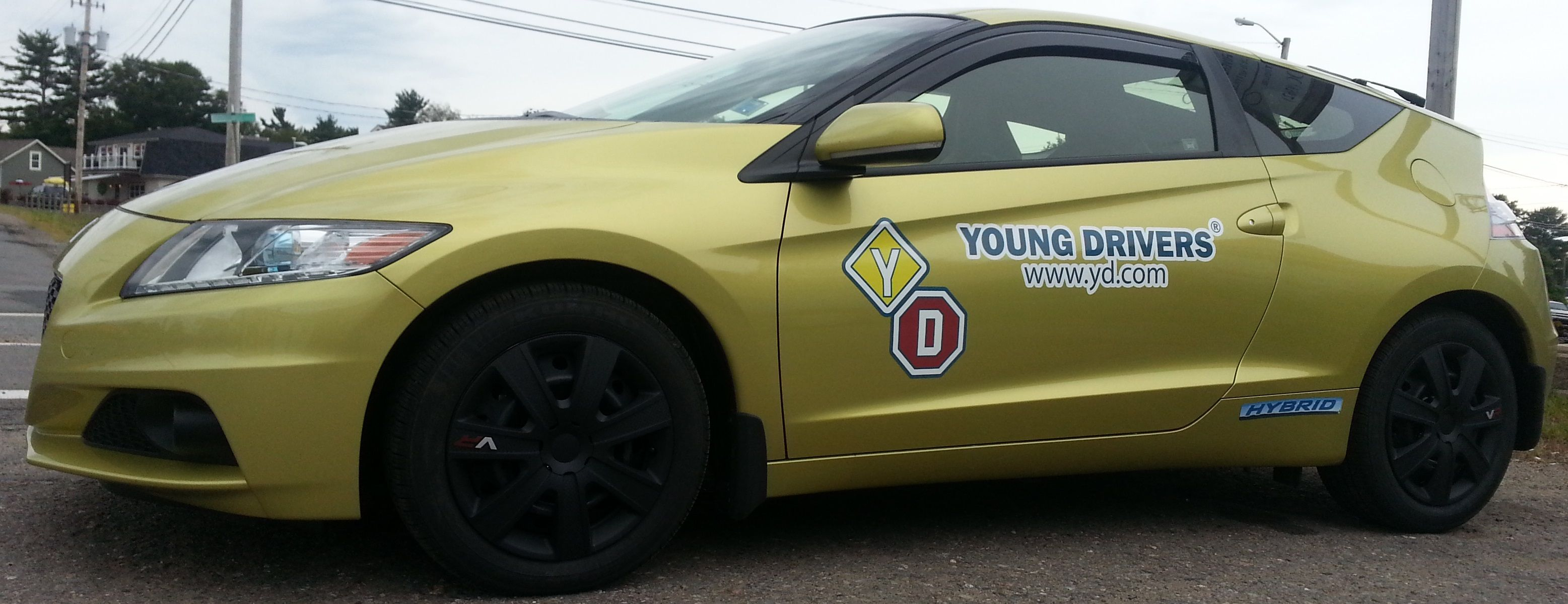 Driving School Young Drivers of Canada in New Minas ...
