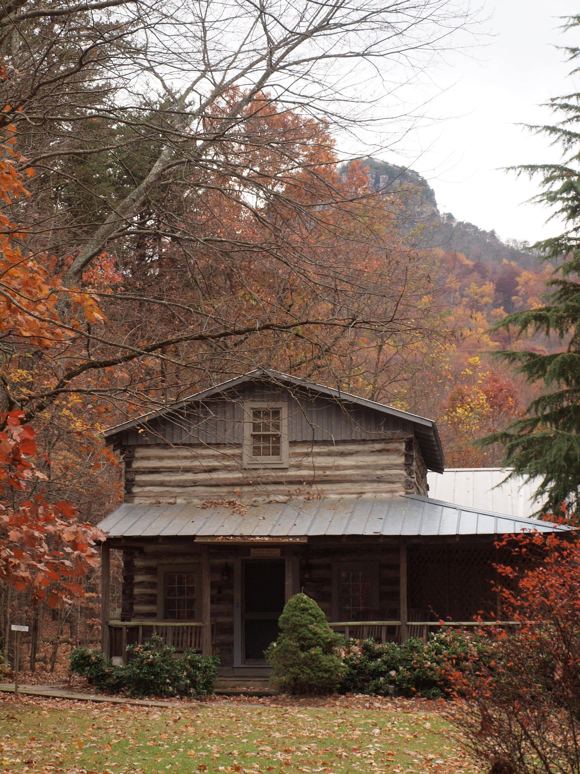year old tobacco barn converted into a cabin north carolina