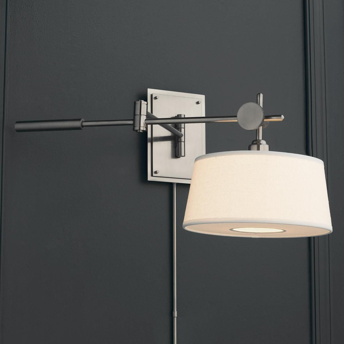 perfect bedroom wall sconces. Swing Arm Wall Lamps Can Be The Perfect Lighting Solution When Tabletop Space Is Not Available: Beside Beds, Behind Sofas, Between Bookshelves, Bedroom Sconces K