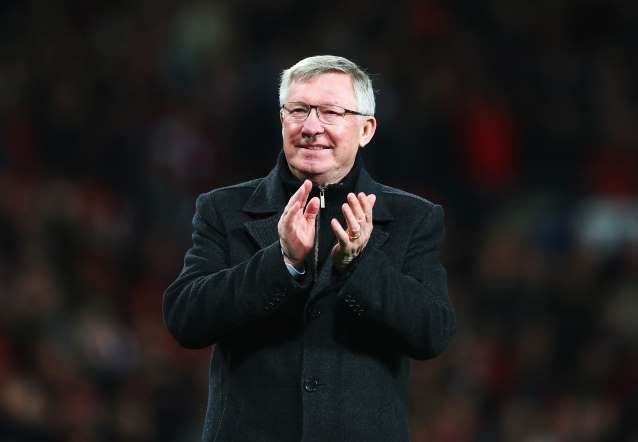 Sir Alex Ferguson - Getty Images