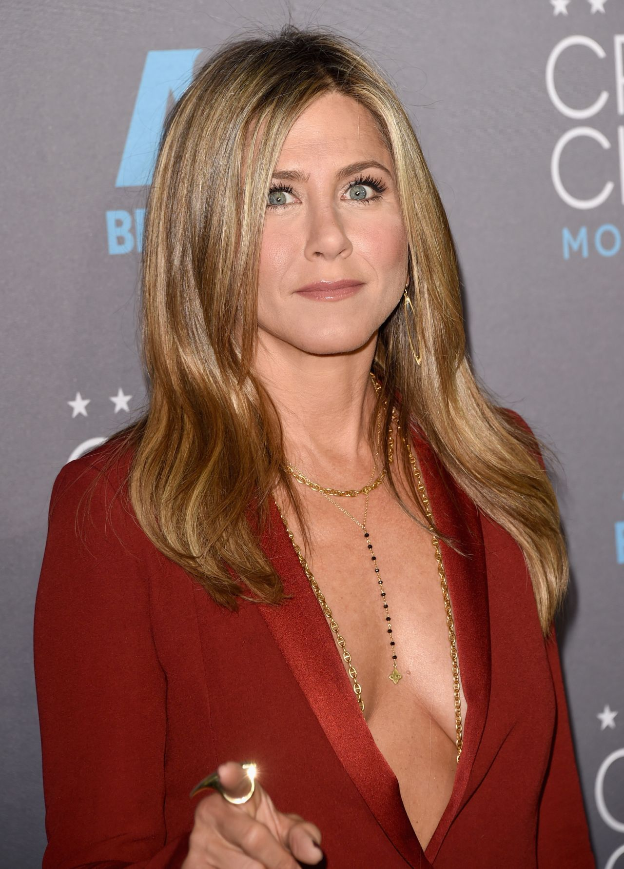 Jennifer Aniston was born in Sherman Oaks, California, to actors John  Aniston and Nancy