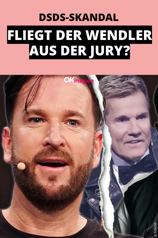 Dsds Skandal Fliegt Michael Wendler Aus Der Jury Dsds Michael Wendler Dieter Bohlen