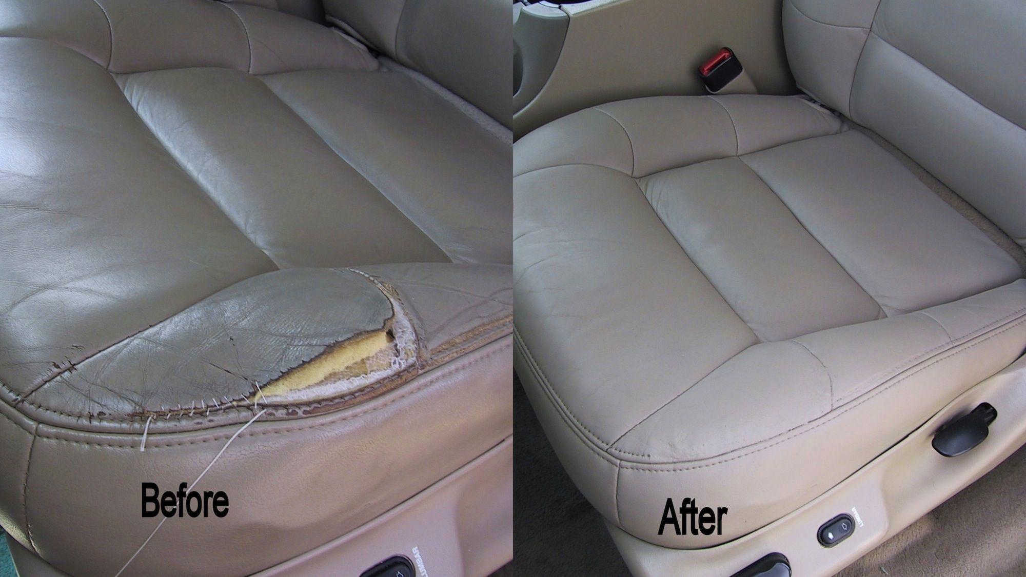 Patch Kit Leather repair, Leather furniture repair