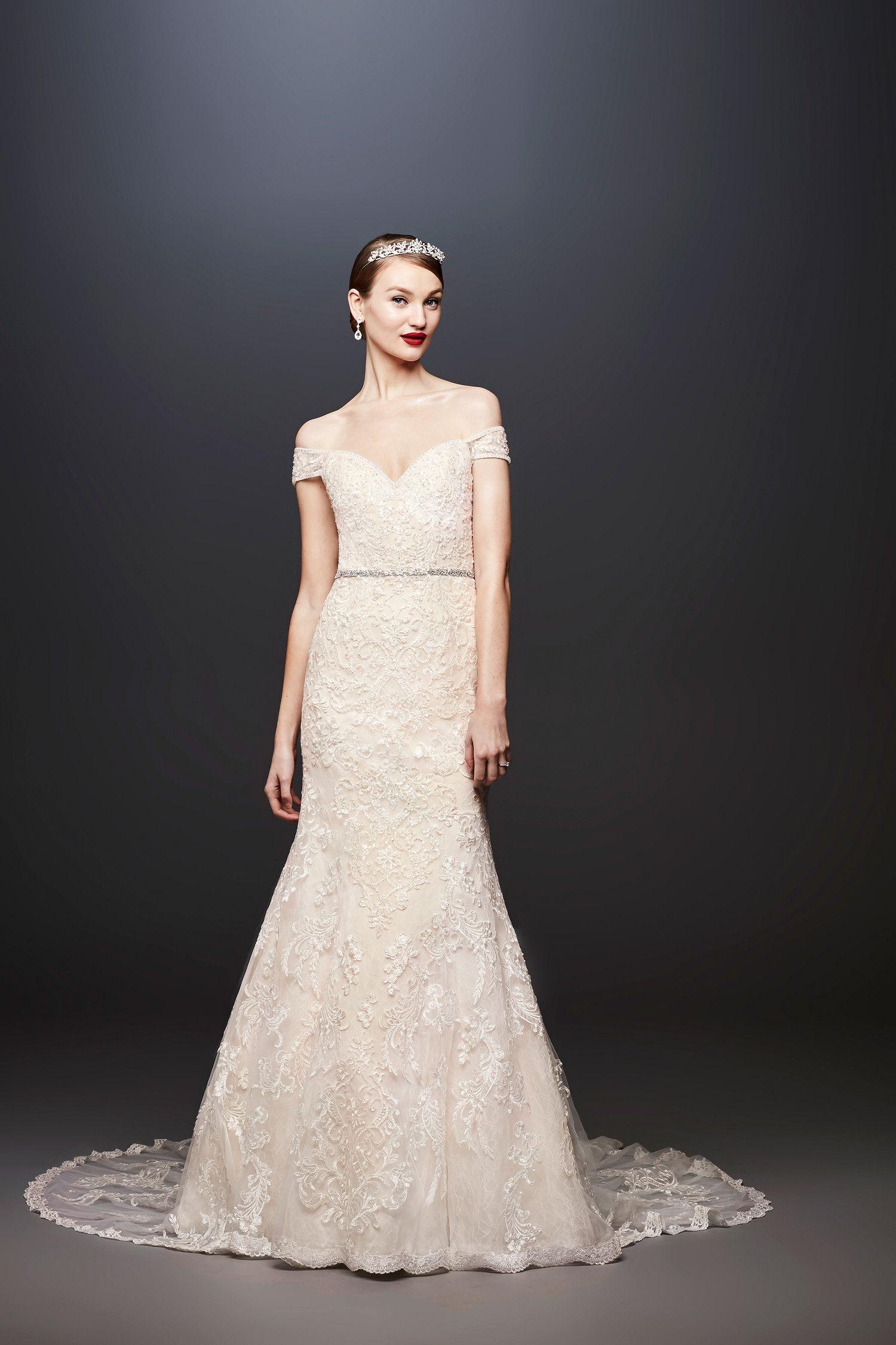 David\'s Bridal Fall 2018 Wedding Dress Collection | Wedding dress ...
