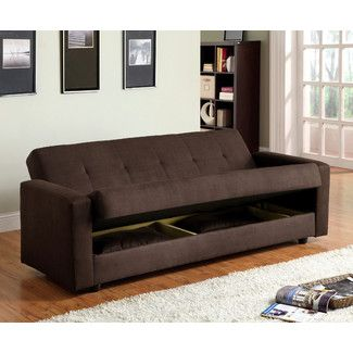 Sofa Sale Hokku Designs Proxi Storage Sleeper Sofa