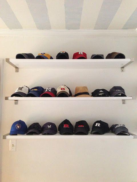 My Best Friend Craig Wall Hat Racks Hat Shelf Ideas Sneaker Head Room Ideas
