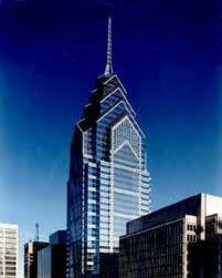 Edificio One Liberty Place en Philadellphia.