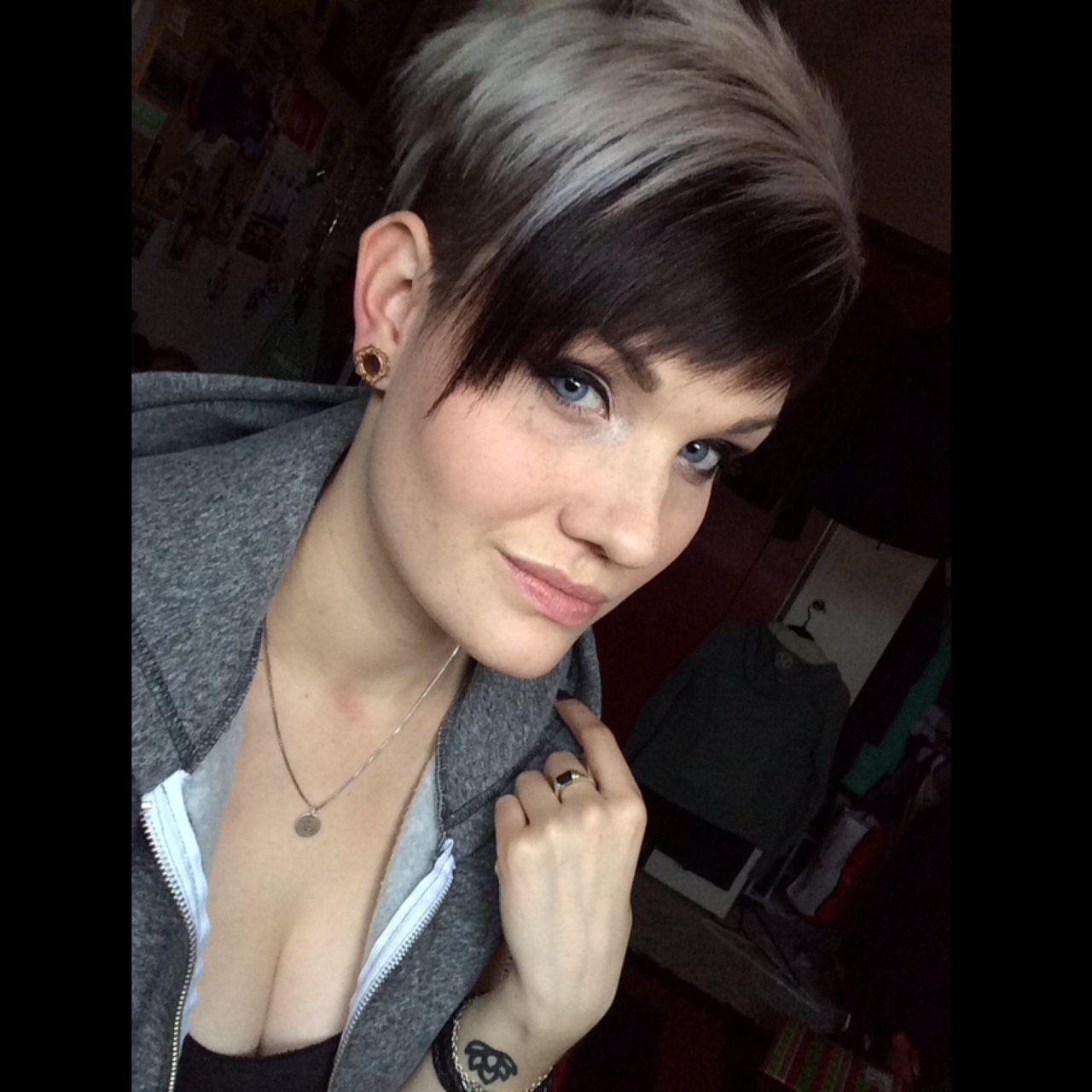 Gib Deinen Haaren Etwas Mehr Farbe Pfiffige Kurzhaarfrisuren Mit