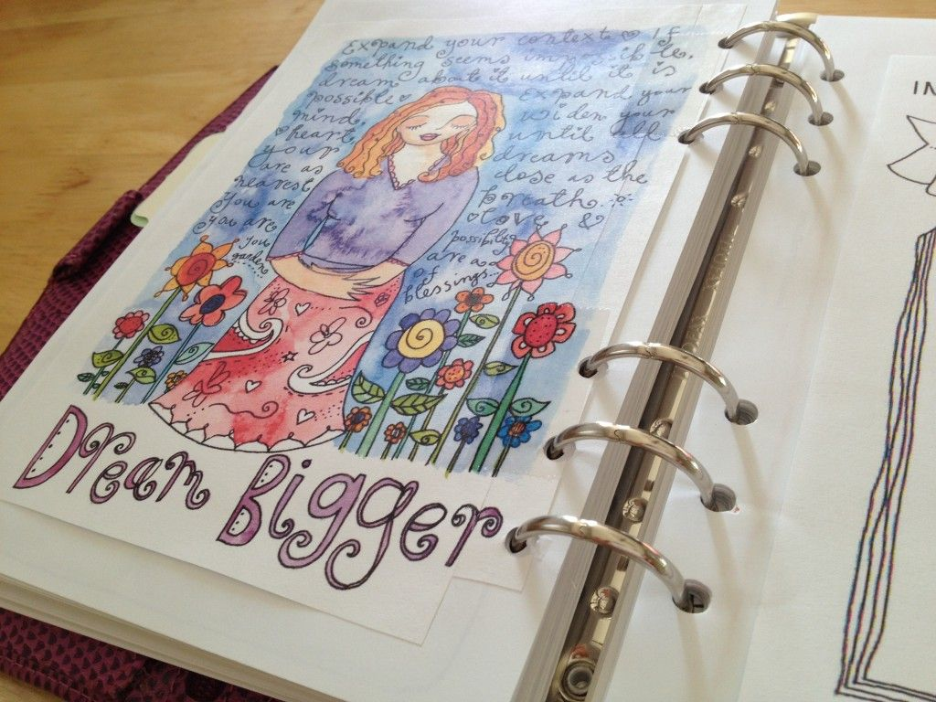 Filofax And Incredible Year Workbook