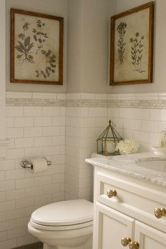Vintage Hotel Style Bathroom Renovation