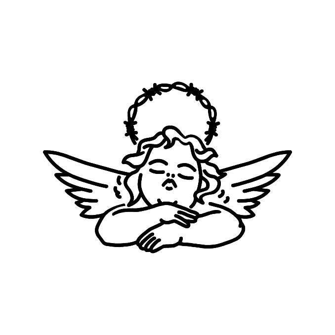 Mercy Tattoo - Semi-Permanent Tattoos by inkbox™