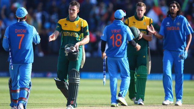 India in South Africa: the story so far (ODI)