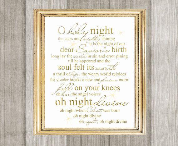 O holy night gold christmas word art lyrics by ljcdigitaldesigns o holy night gold christmas word art lyrics by ljcdigitaldesigns stopboris Images