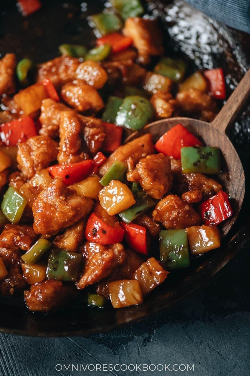 23 Best Chinese Chicken Recipes Omnivore S Cookbook Pineapple Chicken Best Chinese Chicken Recipe Pineapple Chicken Recipes