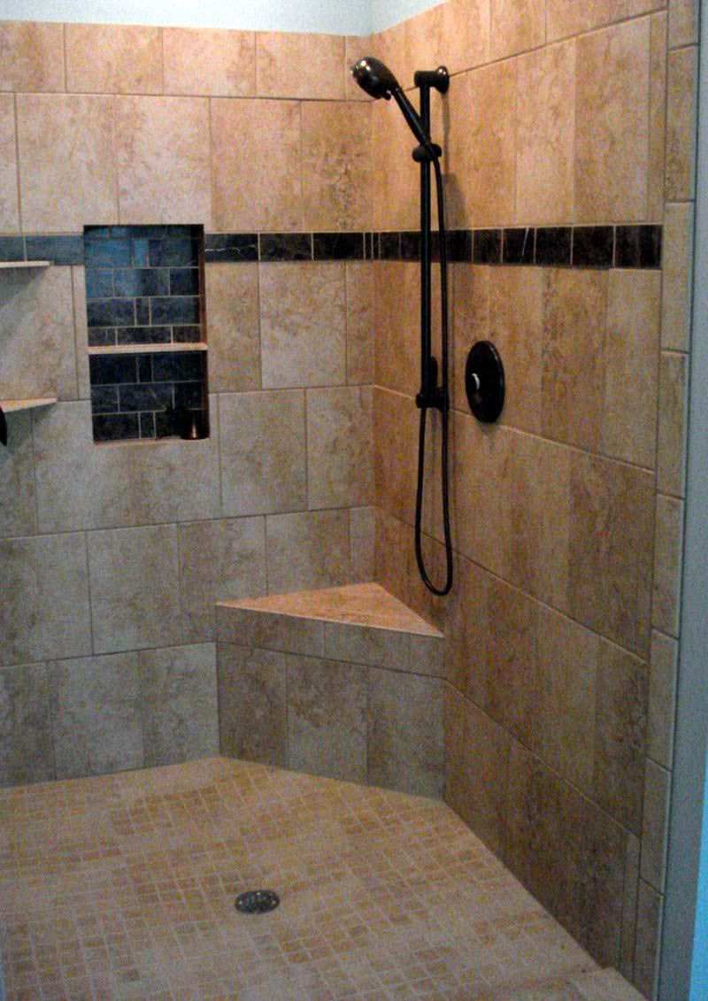 Excellent Houzz Shower Tile Ideas Only On This Page Shower Tile Ideas Small Bathroom Inspiration Small Bathroom With Shower Shower Tile Designs