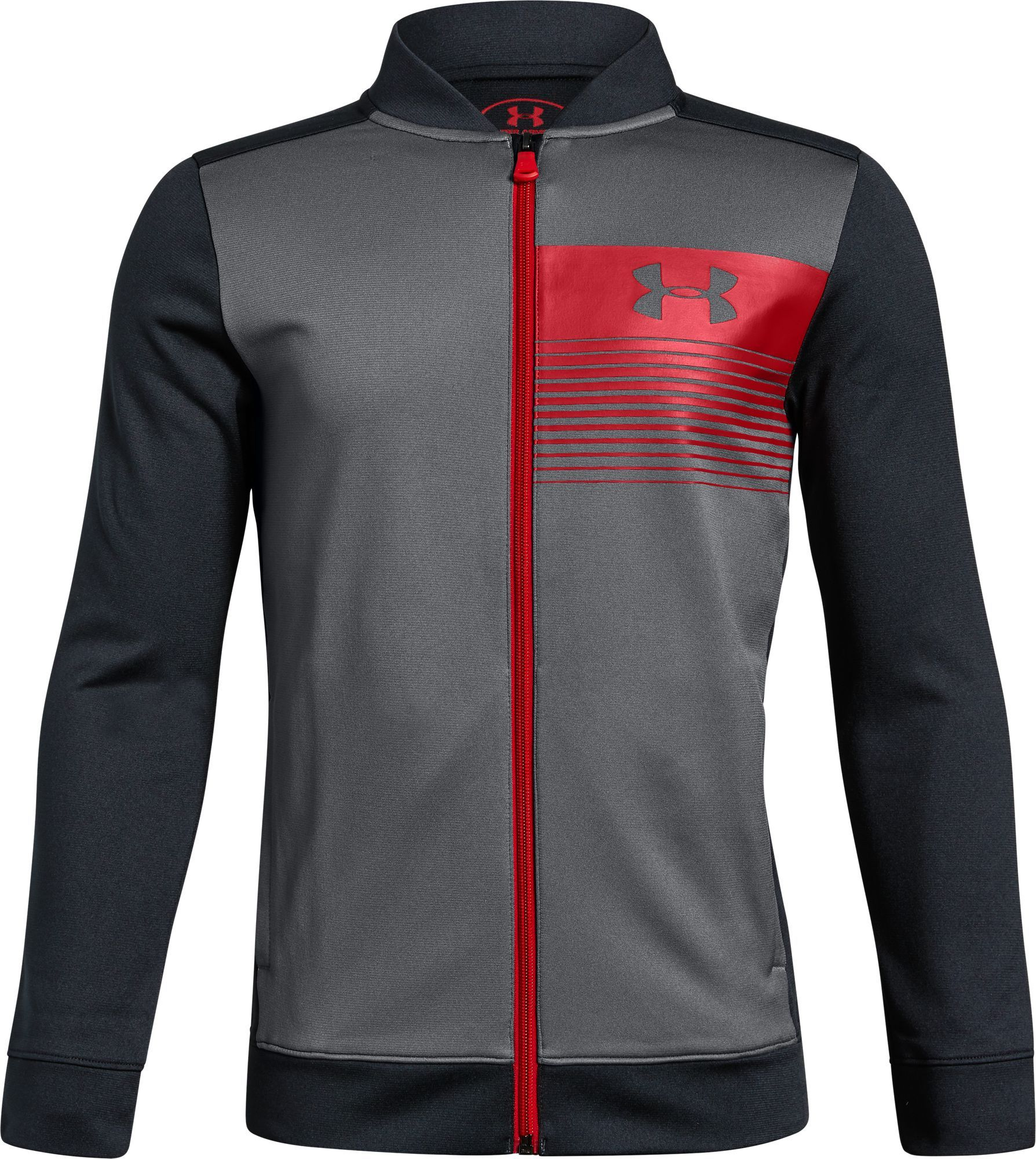Under Armour Boys Pennant Warm-up Jacket