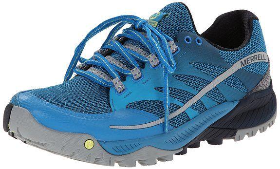 Zapatos azules Merrell para hombre gHWuH8GU