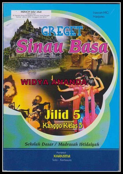 Greget Sinau Basa Jawa 5 Books
