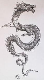 Photo of 40 Ideen für Tattoo Drachen Japones –  40 Ideen für Tattoo Drachen Japones  – …