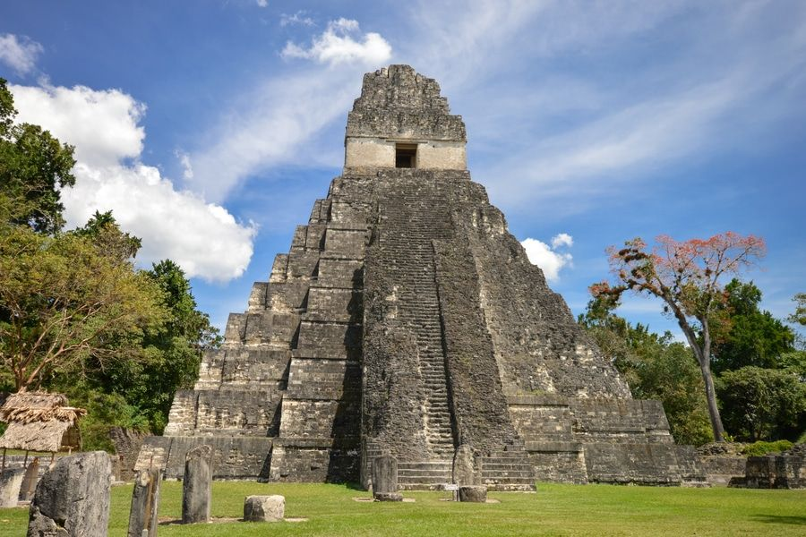 Guatemala In Days How To Make Most Of Your Trip Tikal - 7 ancient ruins of central america