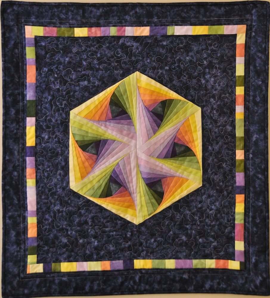 1 or 2 Day Quilting Class – Twisted Log Cabin A technique ... : quilting shops adelaide - Adamdwight.com