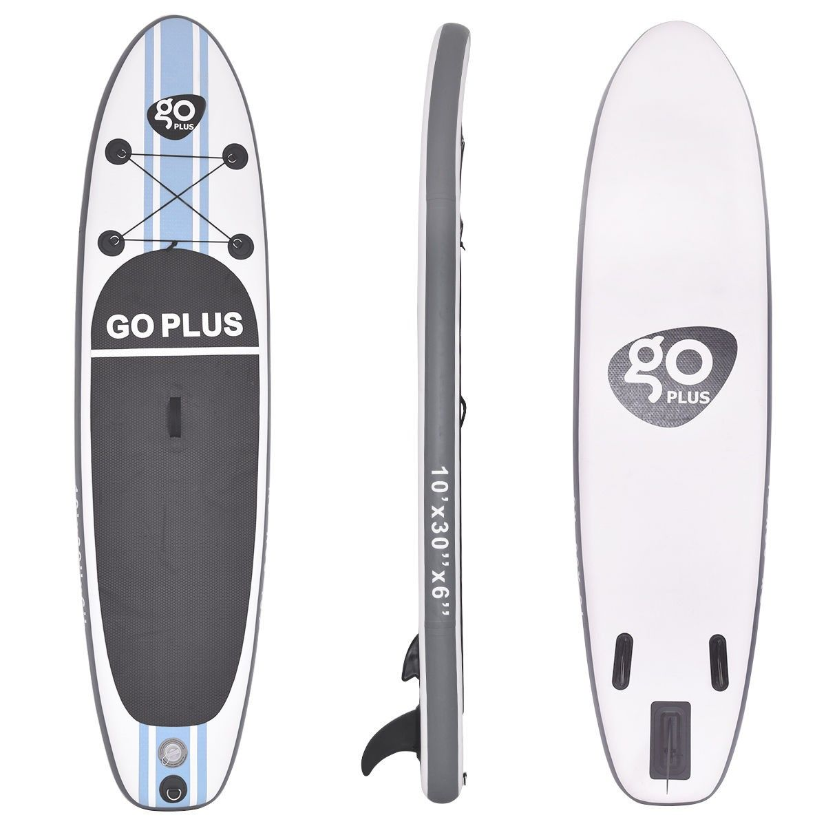 10ft Inflatable Stand Up Paddle Board Standup Paddle Paddle Boarding Paddle Surfing