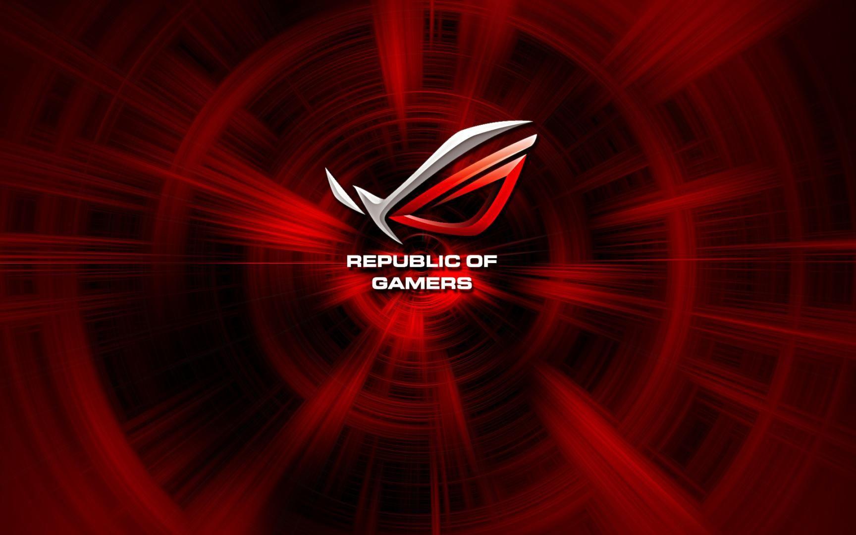 Republic Of Gamers Wallpapers Imagenes En Taringa Gamer Neon Signs Republic