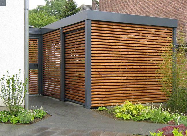 Nadstrešek za avto House gate design, Shed homes