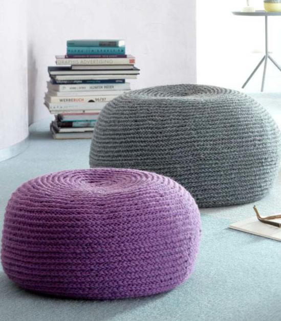 sitzkissen h keln anleitung kostenlos my blog. Black Bedroom Furniture Sets. Home Design Ideas