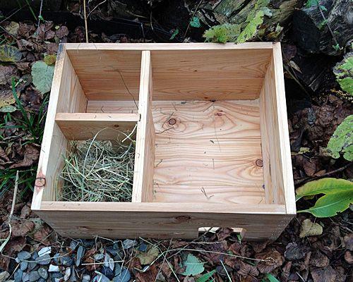 igelhaus selber bauen green pinterest garten igelhaus selber bauen und haus. Black Bedroom Furniture Sets. Home Design Ideas