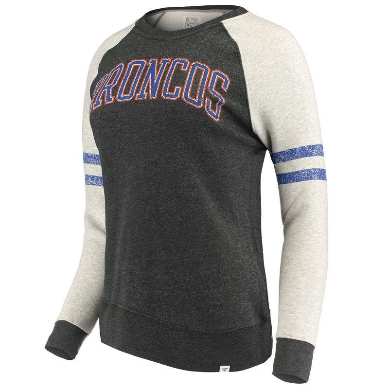 reputable site b1ea9 67109 Denver Broncos Fanatics Branded Women's True Classics Fleece ...